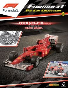 Formula 1 The Car Collection Issue 122