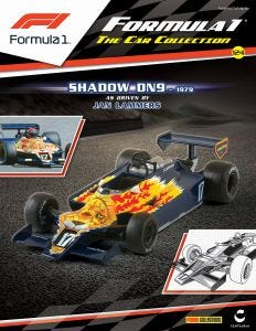 Formula 1 The Car Collection Issue 124 Image 1