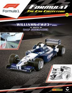 Formula 1 The Car Collection Issue 127 Image 1