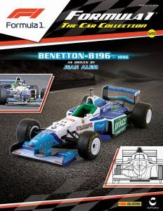 Formula 1 The Car Collection Issue 128 Image 1