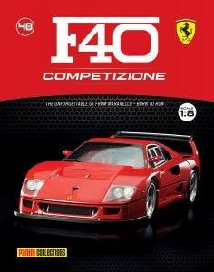 F40 Competizione issue 40