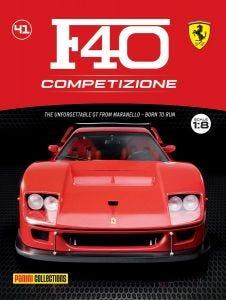 F40 COMPETIZIONE ISSUE 41