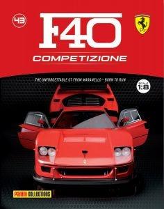 F40 Competizione Issue 43