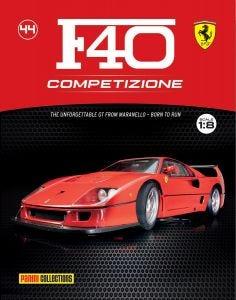 F40 Competizione issue 44