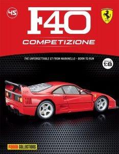 F40 Competizione Issue 45