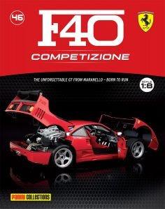 F40 Competizione Partworks Issue 46
