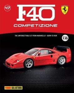 F40 Competizione Issue 47