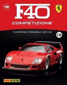 F40 Competizione Issue 48
