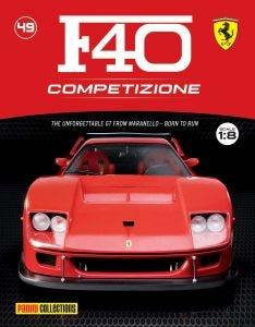 F40 Competizione Issue 49