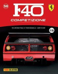 F40 Competizione Issue 50