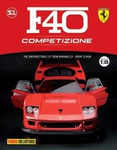 F40 Competizione Issue 51 Image 1