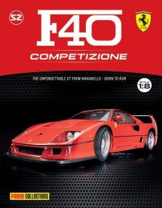 F40 Competizione Issue 52 Image 1
