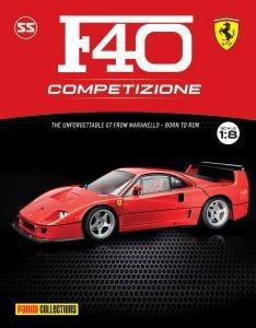 F40 Competizione Issue 55 Image 1