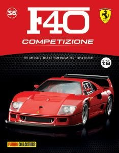 F40 Competizione Issue 56 Image 1
