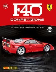 F40 Competizione Issue 61 Image 1