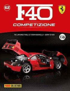 F40 Competizione Issue 62
