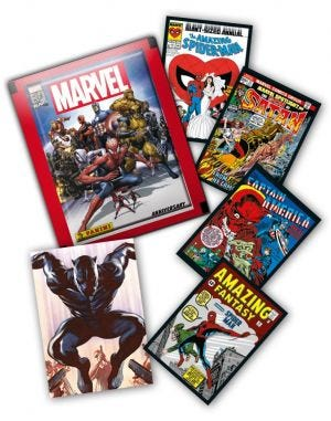 MARVEL 80th - missing stickers