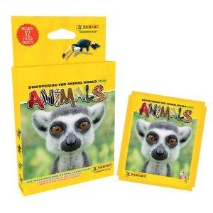 Animals 2020 Sticker Collection - multiset