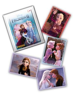 Disney Frozen II Sticker Album Story Collection - missing stickers