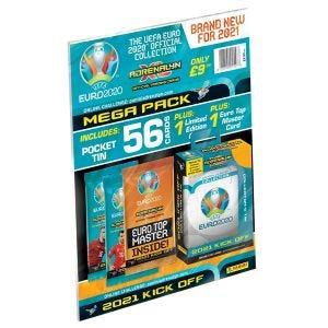 MEGA PACK 1 POCKET TIN +2 BUSTINE +1 MASTER CARD
