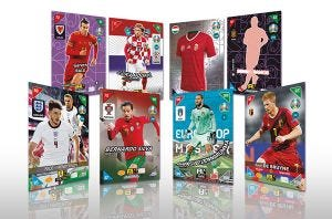 UEFA EURO 2020™ Adrenalyn XL™ 2021 Kick Off - EURO TOP MASTERS - Missing cards