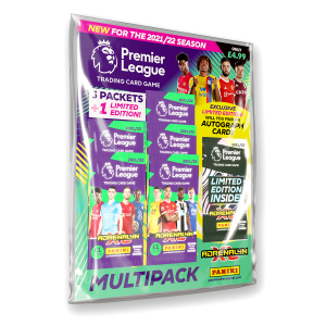 Premier League Adrenalyn XL 21/22 Trading card Collection - Multipack
