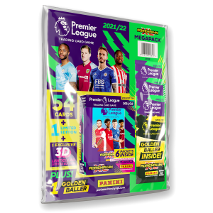 Premier League Adrenalyn XL 21/22 Trading card Collection - Mega Pack