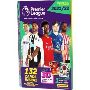 Premier League Adrenalyn XL 21/22 Trading card Collection - Countdown Calendar