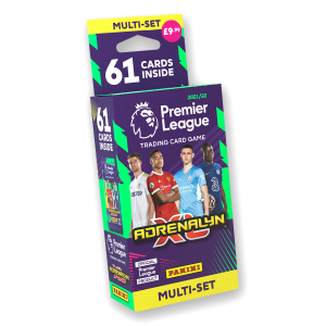 Premier League Adrenalyn XL 21/22 Trading card Collection - Multiset