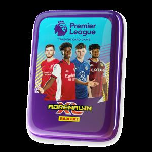 Premier League Adrenalyn XL 21/22 Trading card Collection - Pocket Tin Blue