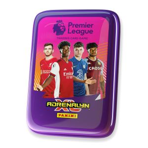 Premier League Adrenalyn XL 21/22 Trading card Collection - Pocket Tin Pink
