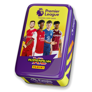 Premier League Adrenalyn XL 21/22 Trading card Collection - Classic Tin Yellow