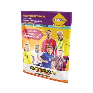 Road to FIFA World Cup Qatar 2022™ Trading Card Collection - Starter Pack