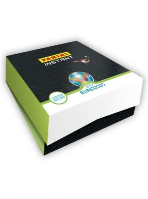 UEFA EURO 2020™ PANINI INSTANT – LIMITED EDITION COLLECTOR'S BOX – ALL CARDS + 11 PARALLEL CARDS