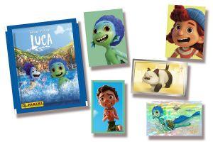Disney Luca Movie - missing stickers