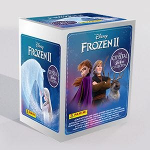 Frozen II 2020 Crystal Hybrid Stk Coll- Bundle 50 bb_UK