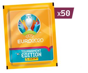 UEFA EURO 2020™ Stk Coll. - Bundle 50 bustine_UK