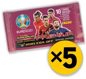 UEFA Euro 2020™ ADR XL™ Kick Off - Bundle 5 bb Premium_Uk