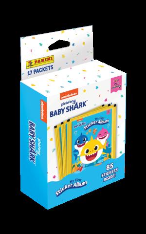 Baby Shark Sticker Collection Multi-set