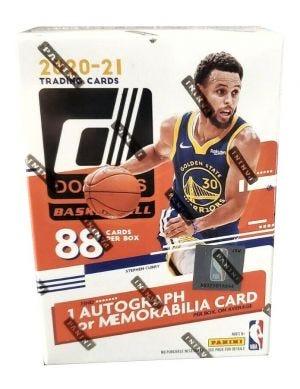 2020/21 Donruss Basketball Trading Cards - Blasterbox