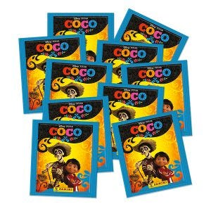 Coco Movie Sticker Collection Bundle of 10 Sticker Packets