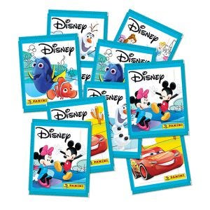 Disney Favourite Friends Sticker Collection Bundle of 10 Sti