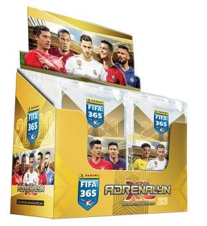 Panini FIFA 365 Adrenalyn XL™ 2020 - Bundle of 50 trading card packets