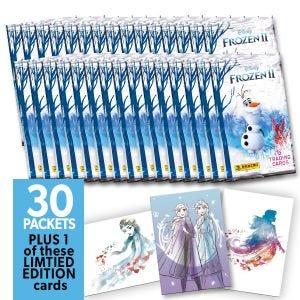 Frozen Movie TC Bundle 30 TC packets + 1 FLE6