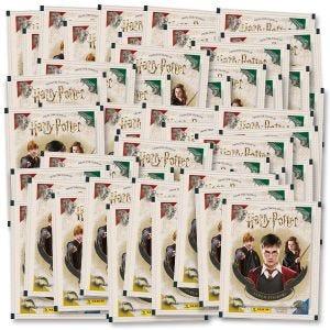Harry Potter Saga Hybrid Sticker Coll.- Bundle of 50 packets