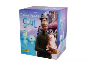Soul Movie Sticker Collection - Bundle of 50 packs