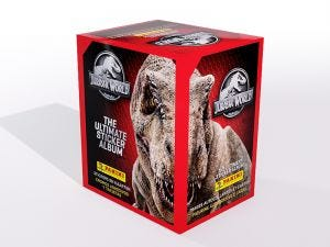 Jurassic World - The Ultimate Sticker Collection - Box of 36 Packets