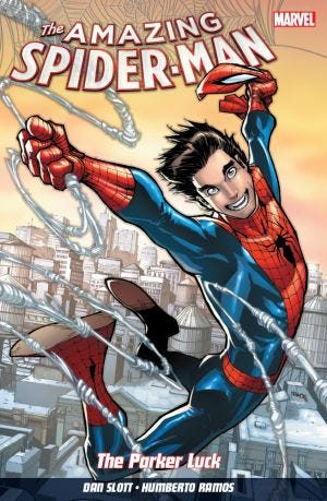 AMAZING SPIDER-MAN VOL.1 THE PARKER LUCK