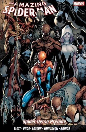 AMAZING SPIDER-MAN VOL.2 SPIDER-VERSE PRELUDE