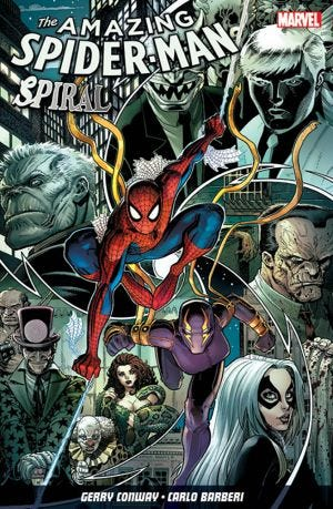 AMAZING SPIDER-MAN VOL.5 SPIRAL